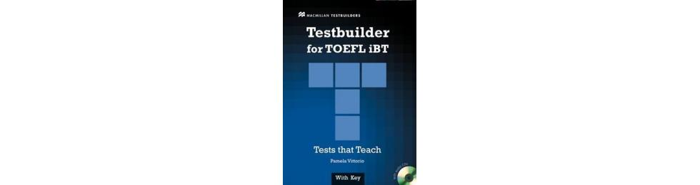Testbuilder for TOEFL