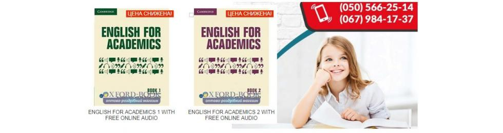 English for Academics