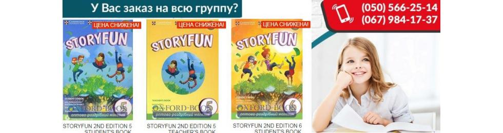 Storyfun for Starters Movers Flyers Second Edition