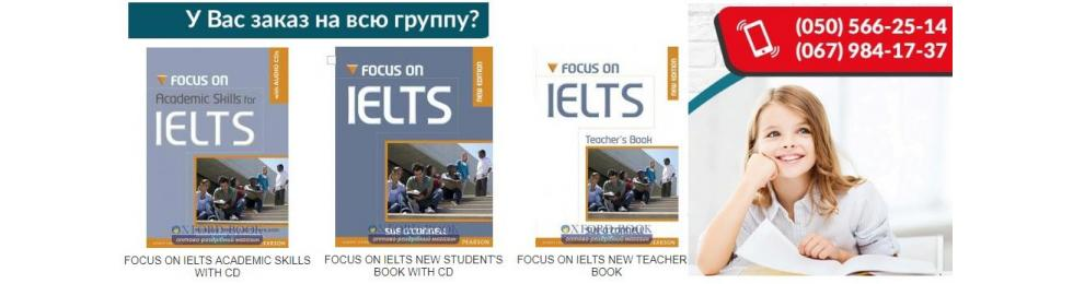 Focus on IELTS New Edition