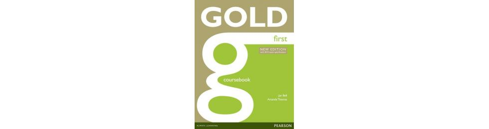 Gold First New Edition