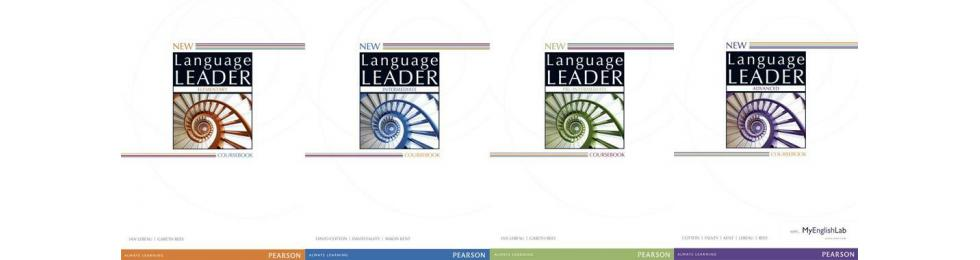 Language Leader 2nd Edition
