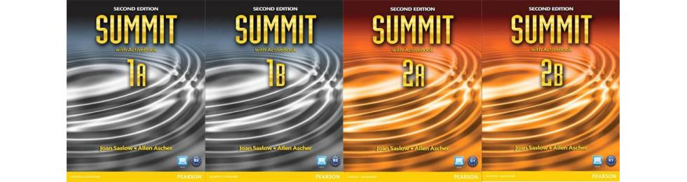 summit book 2nd edition
