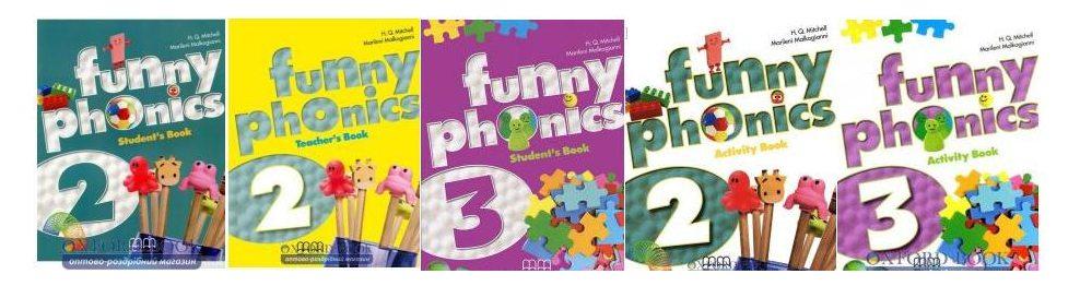 funny phonics