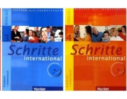 Учебники Schritte international
